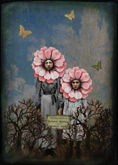 ♨ Intriguing Art Images ♨ surreal art photographs, paintings & illustrations - Jayne Alexander | Natural History