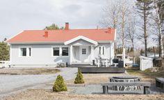 Melatar, 4 huonetta, keittiö ja sauna. Huoneistoala: 101,5 M² Outdoor Decor, Home Decor, Decoration Home, Room Decor, Home Interior Design, Home Decoration, Interior Design