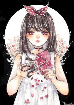 Love Letter by cherriuki.deviantart.com on @DeviantArt