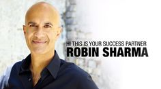 A really inspiring and practical VIDEO from top success expert Robin Sharma.  Learn powerful actions to take to make this New Year your best one yet.