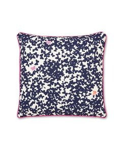 Joules Painted Poppy Housewife Pillowcase