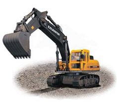 Remote Control Toys - Hobby Engine Remote Control Excavator