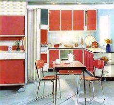 kitchen 70's