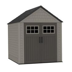 rubbermaid rubbermaid big max shed home depot canada