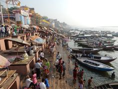 Varanasi (India) Varanasi, Times Square, Asia, Street View, Travel, Viajes, Destinations, Traveling, Trips