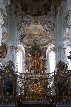 Andechs - Monastery , Germany.  Even more amazing in person!