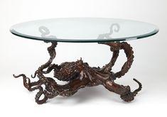 Les tables créatures marines de Kirk McGuire - 2Tout2Rien