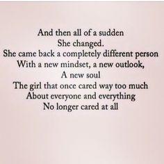 Good girl gone bad More