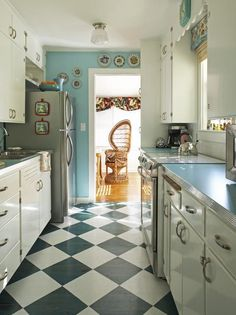 vintage florida kitchen - Bing Images