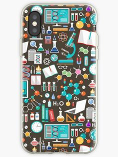 Science Inspired Phone Case - Makes a great gift! Nurse Life a65cdba2ee236