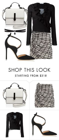 """white bag"" by glasspaperscizzors on Polyvore featuring Kendall + Kylie, Étoile Isabel Marant, Christian Dior, Gianvito Rossi and Fallon"