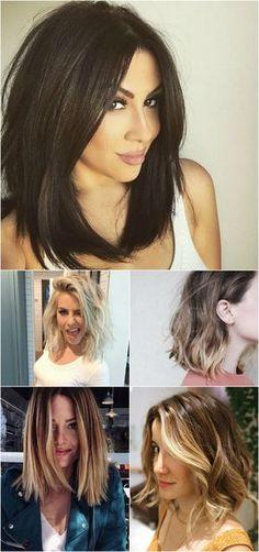 O corte de cabelo que está super em alta: BOB. Muitas inspirações para passar a tesoura.