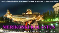 Merikoski Salmon Fishing in city of Oulu, Finland. #merikoski #fishing #finland #lappi #riverbug #spinfly #rivertube #putkiperho #putkiperhot #tubfluga #fiske #angeln #flytying #fly #flyfishing #lohi #lohenkalastus #riverbugfinland #riverbugoutlet #riverranger #lohiperho #trout #kalastus #tubeflue #atlanticsalmon #spinfluga #matkakoski #tornionjoki #salmonfishing #laxfiske #lohi #lax #lachs #boden #luleå #salmon #lachs #DIY #tornio #merikoski #oulu #visitoulu #perho #fish #kala #寿司 #フィンランド…