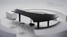 Have you always wished to observe a pianist closely while he/she mesmerizes you with beautiful symphonies? Yves Plattard's concept design for a piano lets