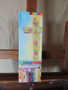 Christian art Scripture painting Christian painting by LeissnerArt, $40.00