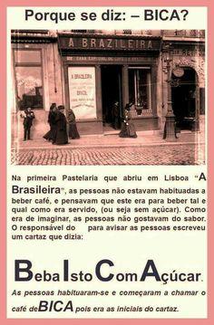 É sabido que #OMelhorCaféÉODaBrasileira Escrito em AZULejos há tanto tempo que é bem capaz de ser verdade
