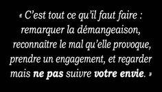 Ne vous grattez pas quand ça démange : http://www.habitudes-zen.fr/2014/ne-vous-grattez-pas-quand-ca-demange/ ;)  #grattement #demangeaison