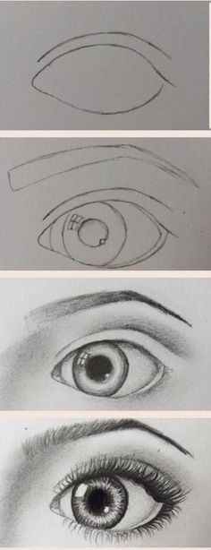 Need some drawing inspiration? Well you've come to the right place! Here's a list of 20 amazing eye drawing ideas and inspiration. Why not check out this Art Drawing Set Artist Sketch Kit, perfect for practising your art skills. Cool Eye Drawings, Realistic Eye Drawing, Pencil Art Drawings, Drawing Eyes, Art Drawings Sketches, Easy Drawings, Painting & Drawing, Easy Eye Drawing, Large Painting