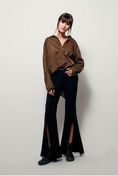 Free People York Pant at Free People Clothing Boutique