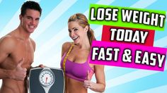 Click here if you want to lose weight today: http://loseweightfasttoday.space Do you want to lose weight fast? With these weight loss tips and tricks you'll ...