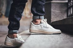 Image result for Men's Reebok Club C 85 Casual Shoes