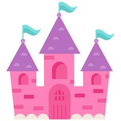 Miss Kate Cuttables Princess Castle