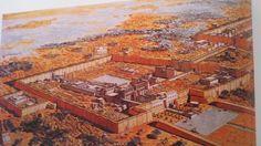 Temple of Amen-Re Waset (Karnak the Greek name)