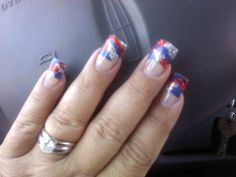 stainglass 4th nails