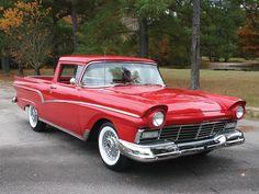 1957 ford ranchero | ... Ford Ranchero / Форд Ранчеро (1957 - 1957) Пикап (2