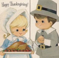 Thanksgiving Blessings, Happy Thanksgiving, Vintage Greeting Cards, Blessed, Thankful, Teddy Bear, Animals, Happy Thanksgiving Day, Vintage Cards