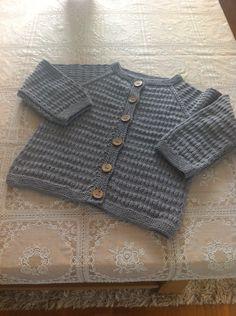 Babytrøje i bomuld