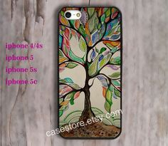 Tree iPhone 5 CaseLove tree iPhone 5 5s Hard by charmcover on Etsy, $7.99