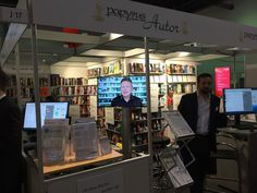 Frankfurter Buchmesse 2018 - Glide Tiger - Paul Decrinis Author, Book Fairs