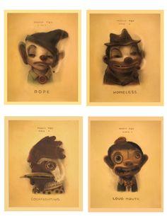 55 Best John Whipple Images Art Faces Face Art Altered Art