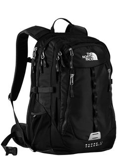 The North Face Surge II Transit Backpack Black - Balo laptop - Shop Balo máy ảnh