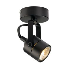The Spot 79 Spotlight – Black is the ideal choice for modern living spaces where smart illumination is required.