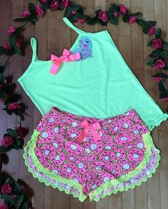 Cute Pjs, Cute Pajamas, Pajamas Women, Cute Comfy Outfits, Classy Outfits, Pretty Outfits, Cute Sleepwear, Lingerie Sleepwear, Nightwear