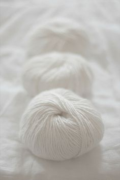 Inspired to knit something for winter in white  flickr. by this lyre lark