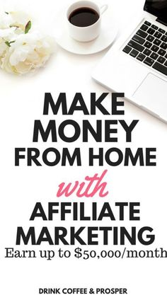 Make $50,000 with affiliate marketing