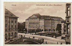 Alte Ansichtskarten Postkarten von Antik-Falkensee Gleiwitz Schlesien 1930