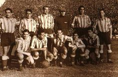 Foto club Atletico-Aviacion 1944/45.