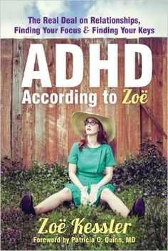 """""""If you're a woman over 30 with ADHD, and especially if you're single, this book is for you."""" Book Review -  Zoë's voice and perspective are strong, and she'll help  you down the path to self-acceptance, which includes letting go of those heavy regrets about your delayed diagnosis."""" ($11.50 in paperback, $10 on Kindle) http://www.amazon.com/gp/product/1608826619/ref=as_li_qf_sp_asin_il_tl?ie=UTF8&camp=1789&creative=9325&creativeASIN=1608826619&linkCode=as2&tag=thadho-20&link"""