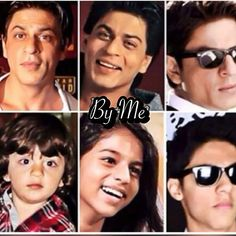 A comparison between srk and his children #abram #suhana #aryankhan