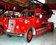 Mack Fire Appliance