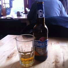 Best burgers in Czech Rep. But I must drive back to Prague and thats why i drink non-alcoholic beer named Birell :(