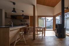 #薪ストーブ #吹抜け #北欧家具 #福井 Table, Furniture, Home Decor, Decoration Home, Room Decor, Tables, Home Furnishings, Home Interior Design, Desk