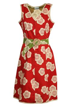Maiocchi Darling Buds Reversible Dress