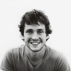 Hugh Dancy being adorable