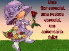 Uma flor especial. Uma pessoa especial. Um aniversário feliz! #felicidades #feliz_aniversario #parabens