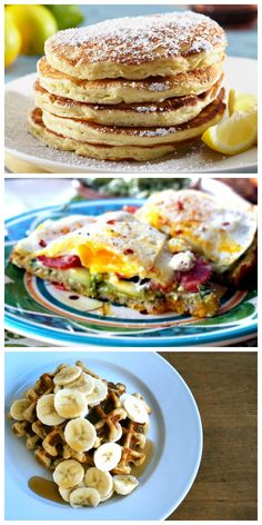 Approved Breakfast Recipes for 21 Day Fix